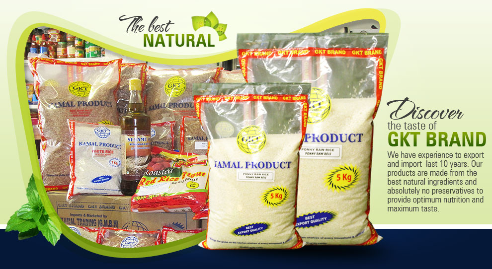 kamal products banner